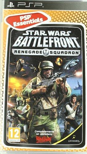 Lucas SW Battlefront: Renegade Squadron Essentials