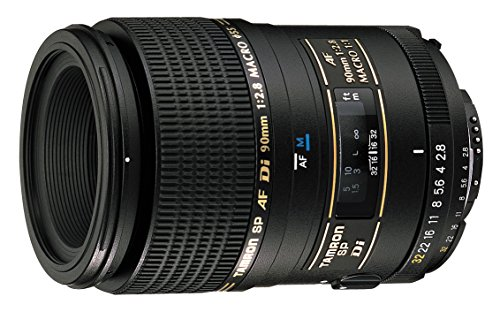 Tamron SP AF 90mm F 2.8 Di Obiettivo Macro 1:1 per Canon