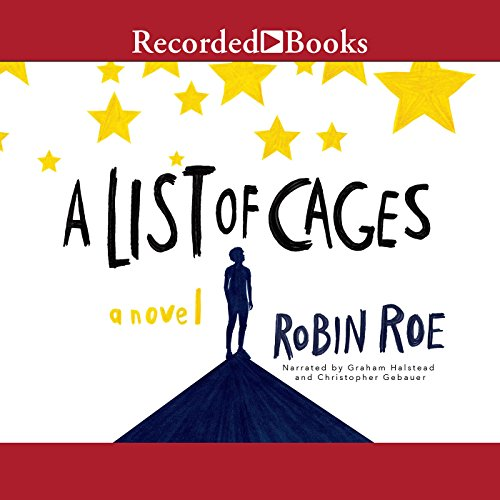 A List of Cages audiobook cover art