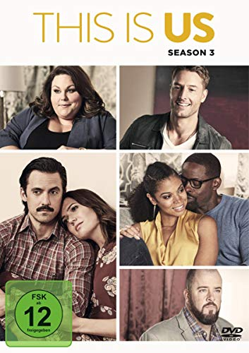This Is Us - Season 3 [5 DVDs]