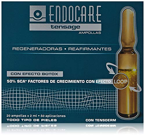 Endocare Tensage Regenera/Reafirma Ef Botox 20 Amp
