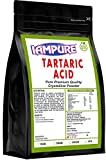 Tartaric Acid Is An Organic Acid And Commonly Used In The Kitchen As Baking Powder. Tartaric Acid Is Extremely Important Ingredient In The Winemaking Process - Due To The Key Role It Plays In Maintaining The Chemical Stability Of Wine: Colour And Inf...
