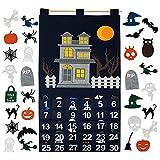 KAJ Decor Countdown to Halloween Advent...