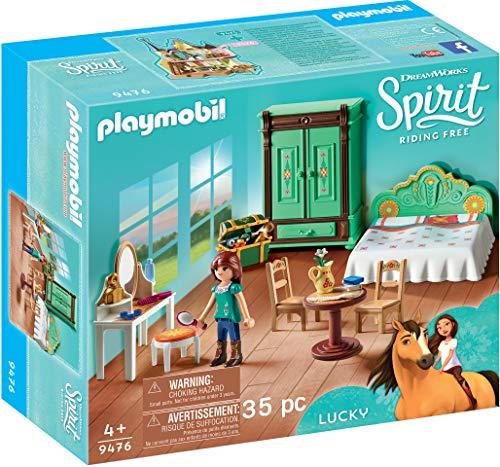 Playmobil Spirit Riding Free Lucky's Room Playset