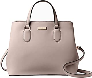 Laurel Way Evangelie Saffiano Leather Shoulder Bag Satchel