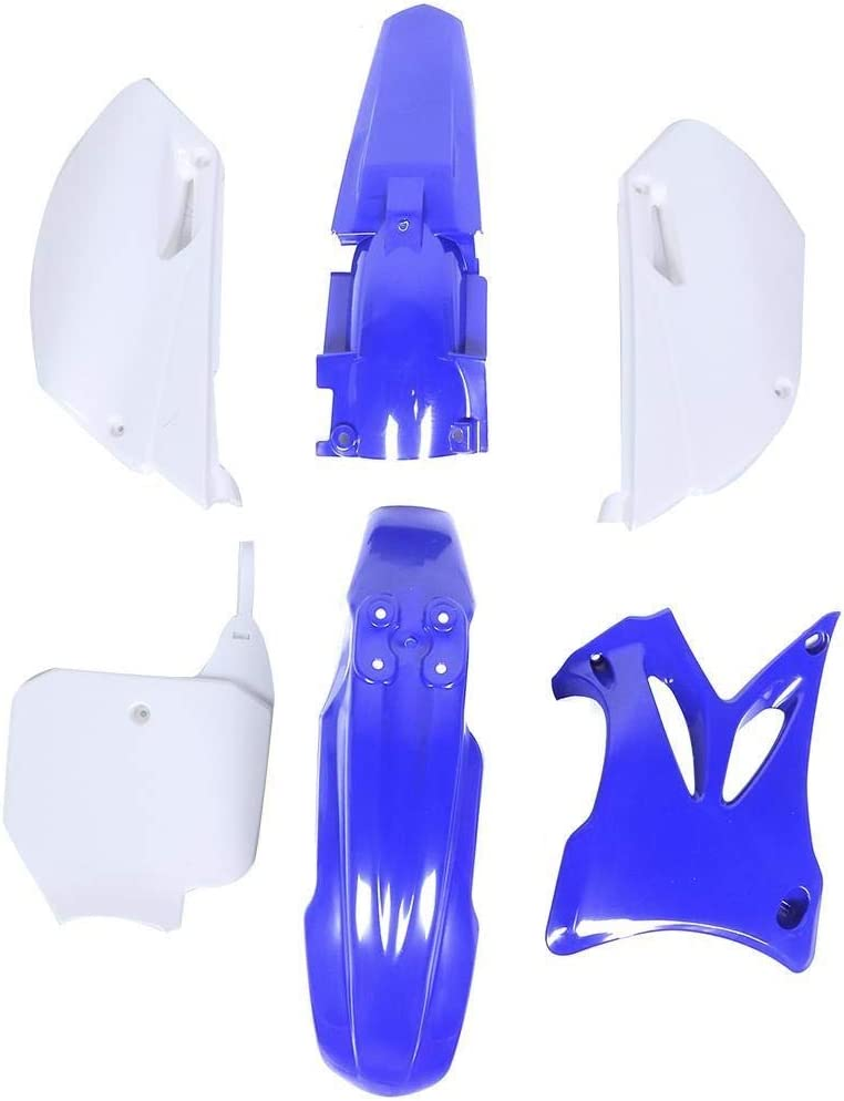 Large discharge sale REOUG Body Fairing Kit Sales results No. 1 Front Mudguard with Rear Compatible Y-a-m