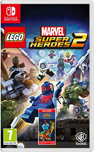 Lego Marvel Super Heroes 2 - Amazon.co.UK DLC Exclusive (Nintendo Switch)