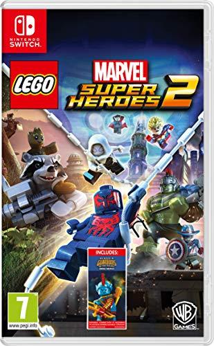 Lego Marvel Super Heroes 2 - Amazon.co.UK DLC Exclusive - Nintendo Switch [Edizione: Regno Unito]