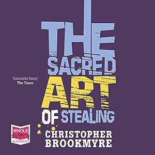 The Sacred Art of Stealing Titelbild
