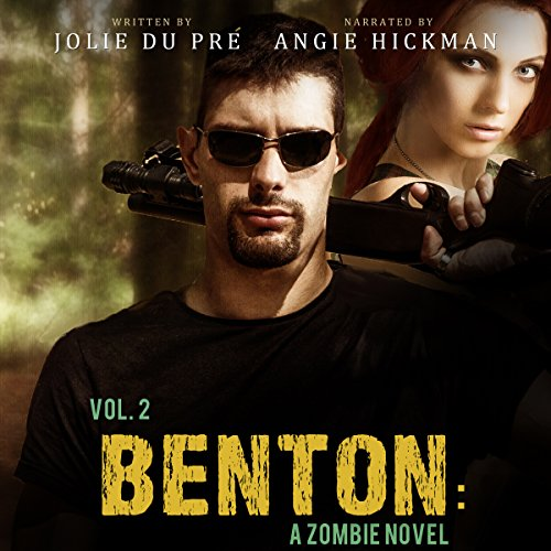 Benton audiobook cover art