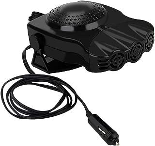 12V 150W Car Heater Portable Car Vehicle Heating Cooling Fan Defroster Demister 3 Outlet