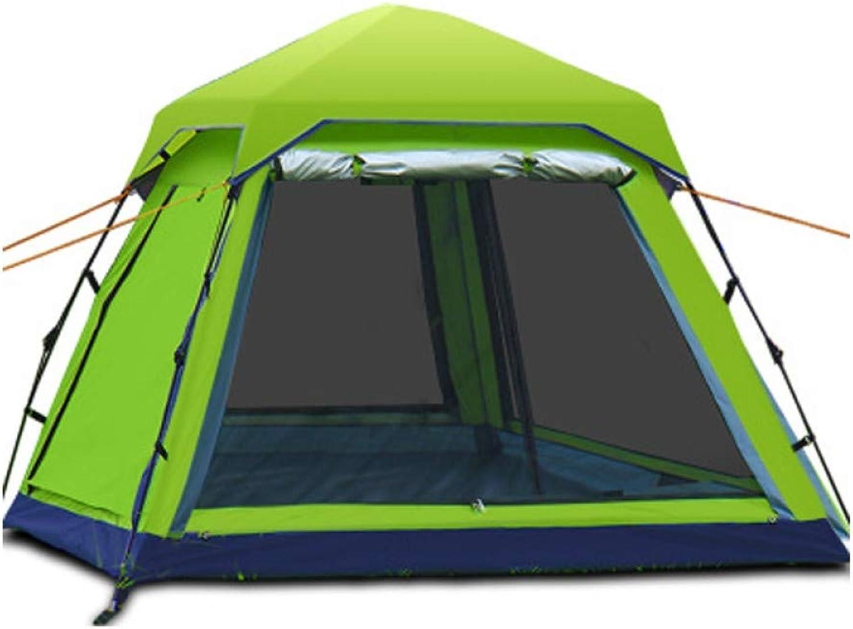 Ashuang Camping Zelt 3-4 Personen Sommer Outdoor Ausrüstung Einzeltourismus Strand Zelte DREI Jahreszeiten Wasserdichte Zelt