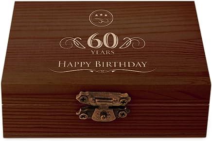 Amazonfr Cadeau Anniversaire 60 Ans Homme Livraison