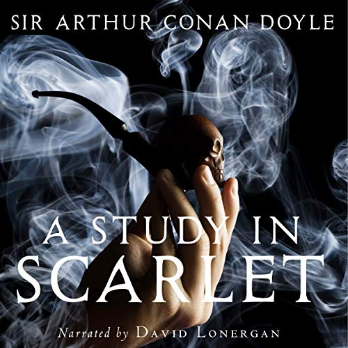 A Study in Scarlet: Introducing Sherlock Holmes audiobook cover art