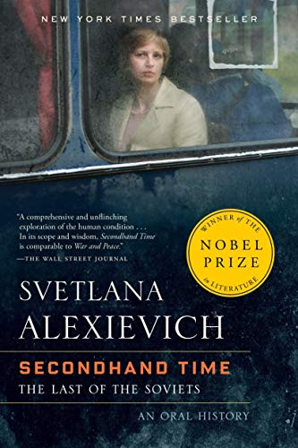 [Svetlana Alexievich] Secondhand Time: The Last of The Soviets [Paperback]