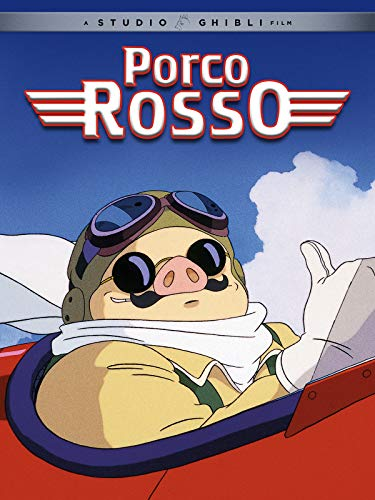 Porco Rosso (English Language)