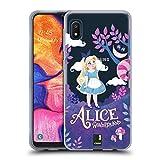 Head Case Designs Alice in Wonderland Fairytales Soft Gel Case Compatible with Samsung Galaxy A10e (2019)