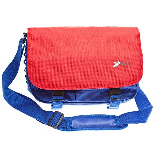 UltimateAddons® Kinder Messenger Stil Aufbewahrungstasche geeignet für Kurio Tab 217,8cm Kids Tablet