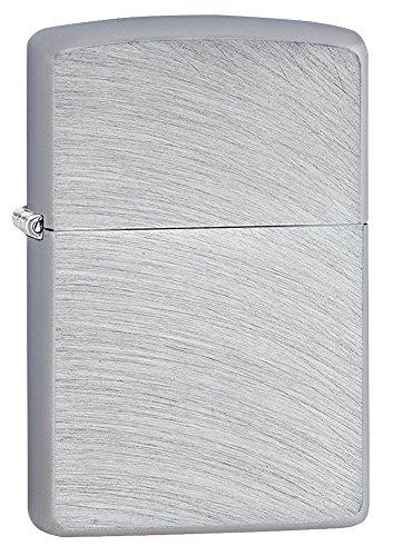 Zippo aansteker, zilver, one size