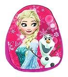 Zainetto per la scuola da bambina in poliestere Frozen Anna ed Elsa 31 cm.