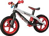 Chillafish BMXie-RS Bicicleta de Aprendizaje, Unisex niños, Rojo, Talla Única
