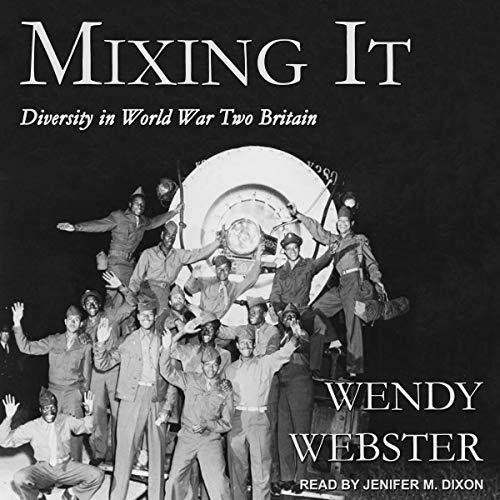 Mixing It audiobook cover art