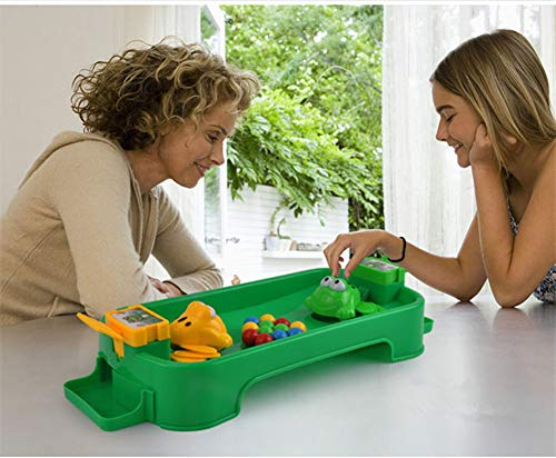 Frog Pacman Toys, Bead-to-kind interactief speelgoed, Table Games for Children,1