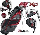 Il Golf Store 4u Ltd Wilson Profile XD uomo completo in acciaio con ferri & Graphite Shaft...