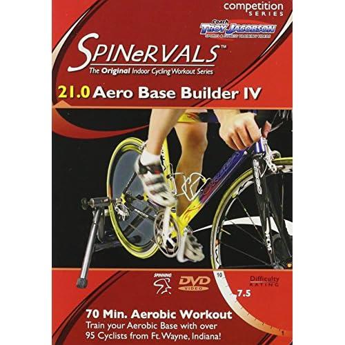 Spinervals Competition DVD 21.0 - Aero Base Builder IV