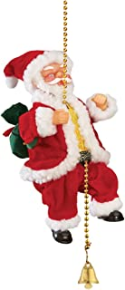 3ft santa climbing rope ladder christmas decorations
