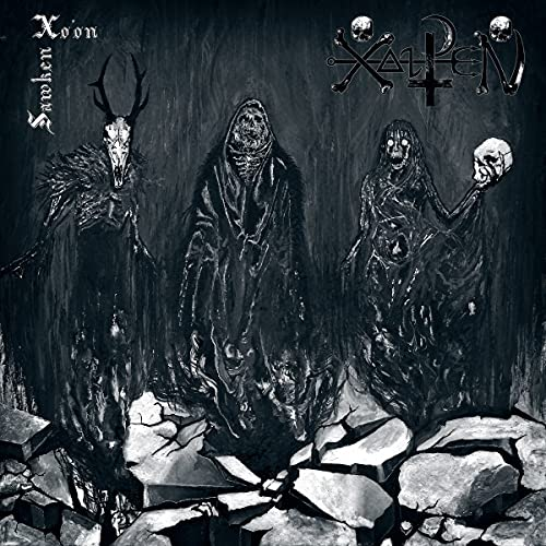 Album Art for Sawken Xo On (Clear Vinyl) by Xalpen