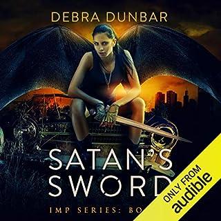 Satan's Sword audiobook cover art