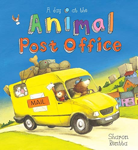 Rentta, S: Day at the Animal Post Office