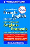 Merriam-Webster's French-English Dictionary,...