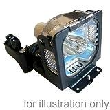 OSRAM Ersatzlampe für PANASONIC ET-LA780, PANASONIC PT-L750,...