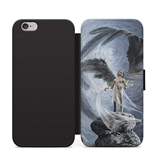 Awesome Huge Wings Angels Pictorial Famous Paintings Wallet Phone Case Cover For Honor 10
