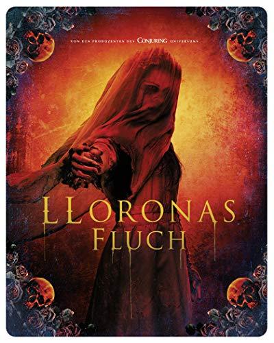 Lloronas Fluch Steelbook (Blu-ray 2D)...
