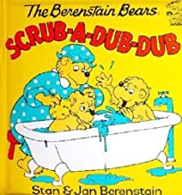 The Berenstain Bears Scrub-a-Dub-Dub (Bath Book and Soap Gift Set)
