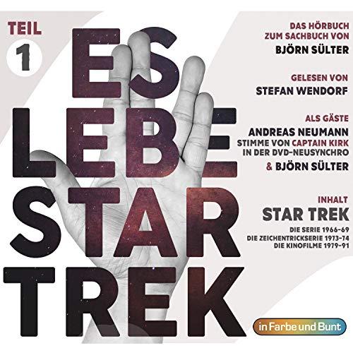 Es lebe Star Trek. Das Hörbuch 1 Titelbild
