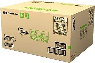 【Amazon.co.jp限定】 ファーストチョイス ドッグフード 成犬小粒チキン 700g×10袋