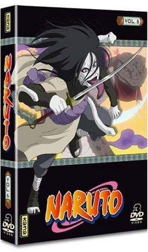 Naruto vol. 6 - Coffret 3 DVD