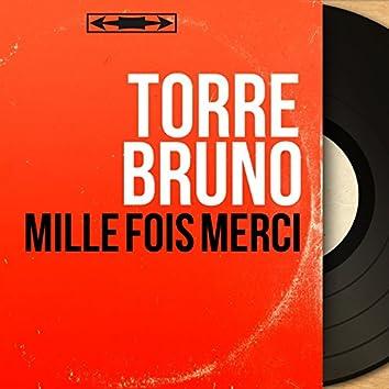 Mille fois merci (feat. Jerry Mengo et son orchestre, The Blue Stars) [Mono version]