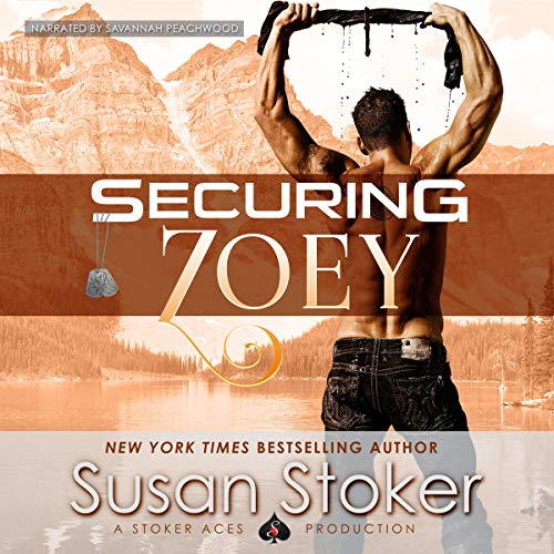 Securing Zoey audiobook cover art