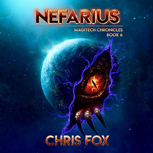 Nefarius cover art
