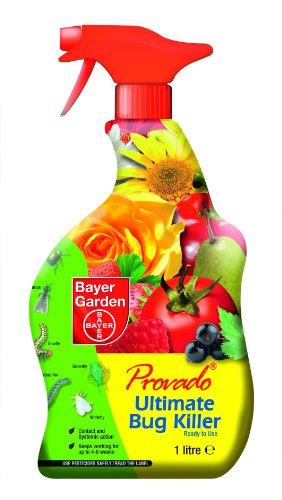 Bayer Provado Ultimate Bug Killer 1 Litre Spray