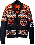 Chicago Bears 2015 Ugly Cardigan Medium