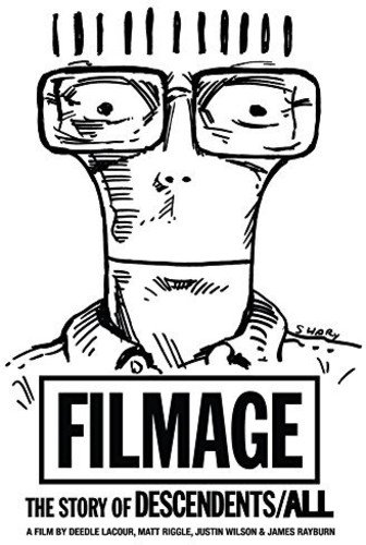 FILMAGE: The Story of DESCENDENTS/ALL (DVD + Blu-Ray)