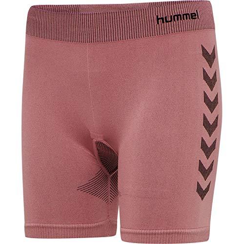 Hummel hmlFIRST Seamless Short Damen Rosa F4337