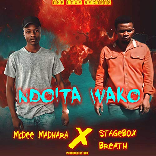 Ndoita Wako (feat. Stagebox Breathe)