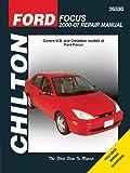 Ford Focus Automotive Repair Manual (Chilton): 00-07 (Haynes Automotive Repair Manuals)
